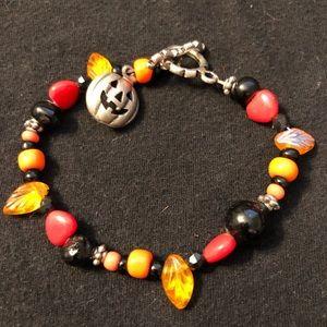Handmade Halloween Bracelet